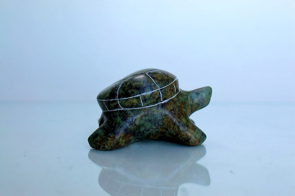 small size stone carving
