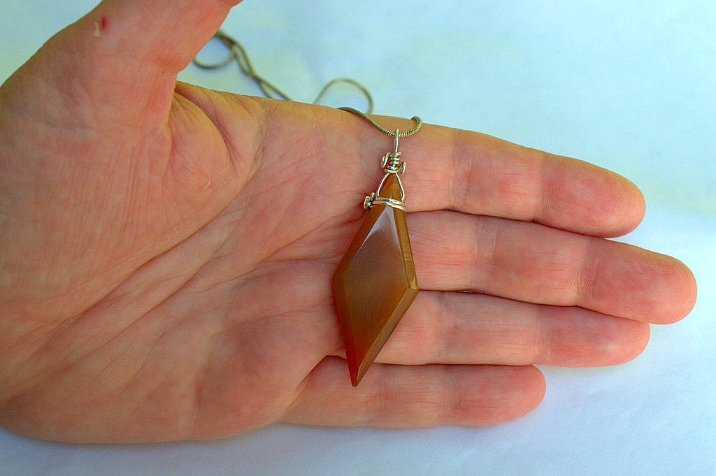 polished agate gemstone