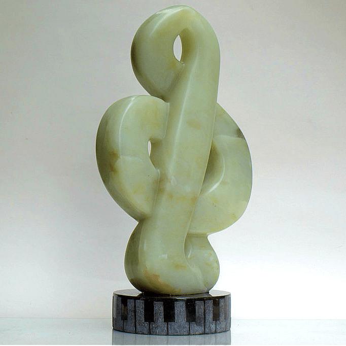 original stone sculpture