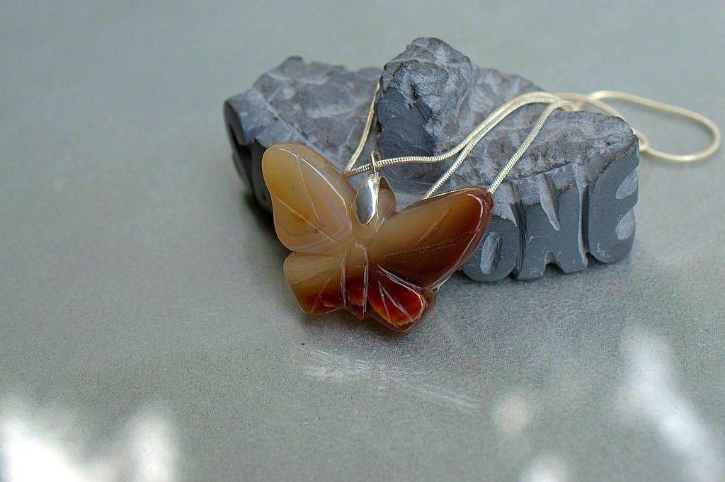 agate handmade jewelry