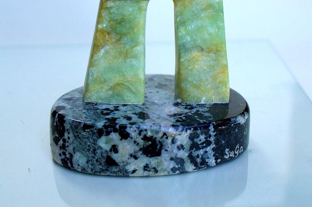 soapstone small sculpture
