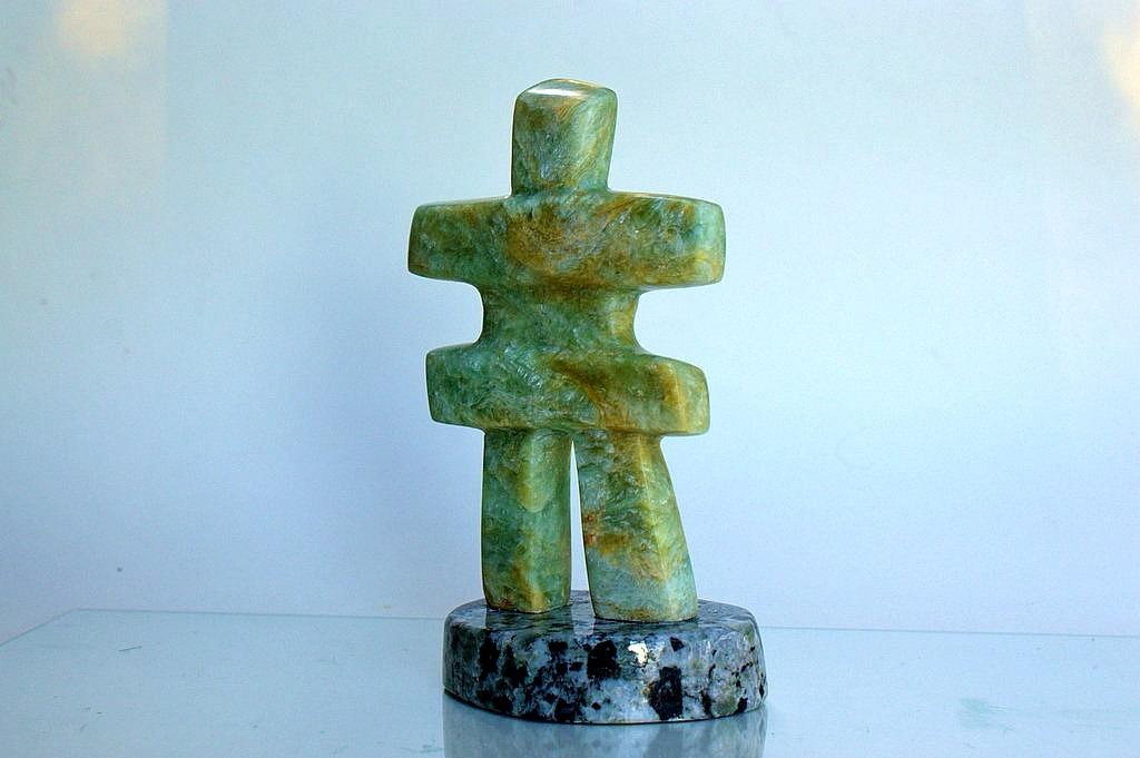 soapstone Inukshuk
